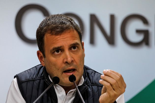 Congress Will Fight With Full Force In UP: Rahul Gandhi On SP-BSP