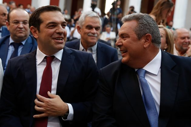Ο Τσίπρας αναζητά καθαρή λύση στη συνάντηση με τον Καμμένο και αμέσως μετά ψήφο