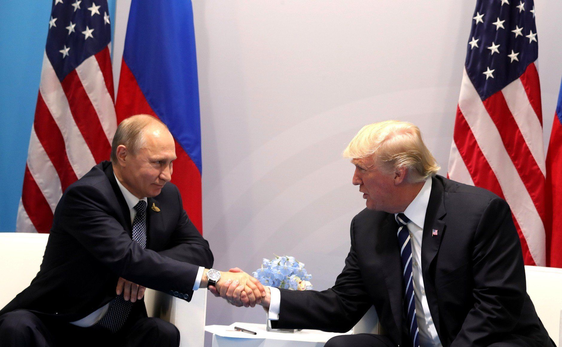 This Is How Trump Has Reacted To Two Bombshell Reports About His Meetings With Vladimir