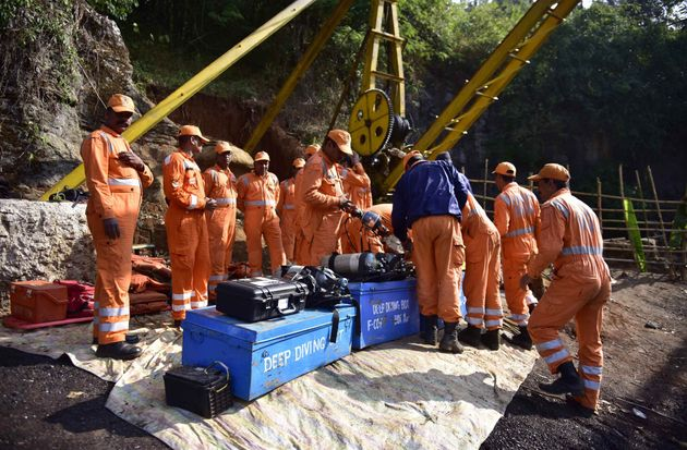 Month After Meghalaya Miners Mishap, NGT Asks State Police To Crackdown On Illegal