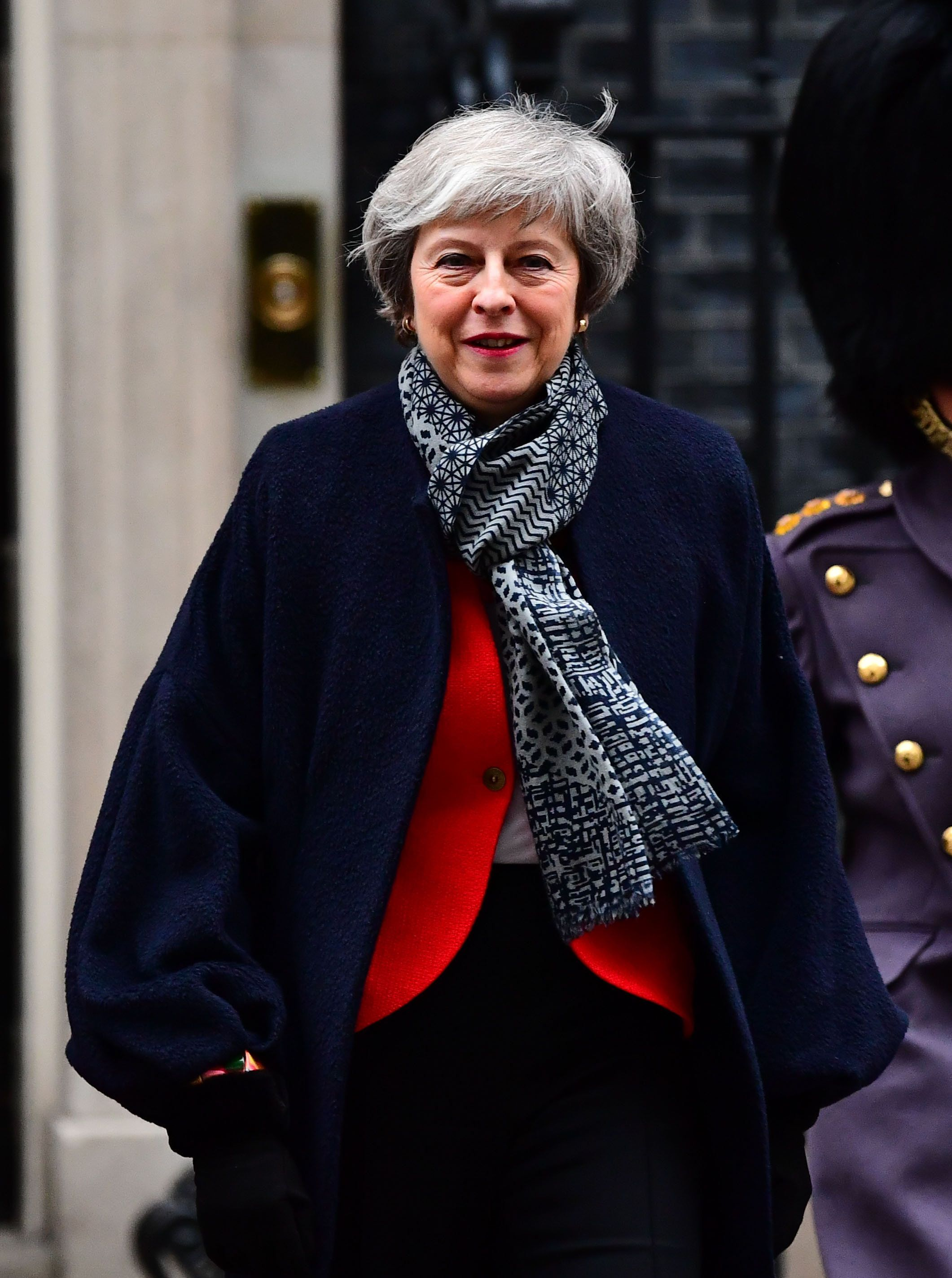 Theresa May Has Made A Final Desperate Plea Ahead Of Tuesday's Big Brexit