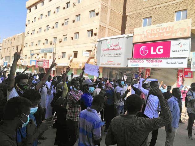 Soudan: 24 morts depuis le début des manifestations