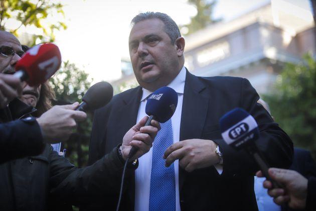 Τέλος η συνεργασία ΣΥΡΙΖΑ με ΑΝΕΛ - Καμμένος: Αποχωρούμε από την