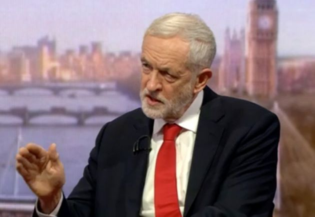 Jeremy Corbyn Dashes 'People's Vote' Hopes And Backs Fresh Brexit