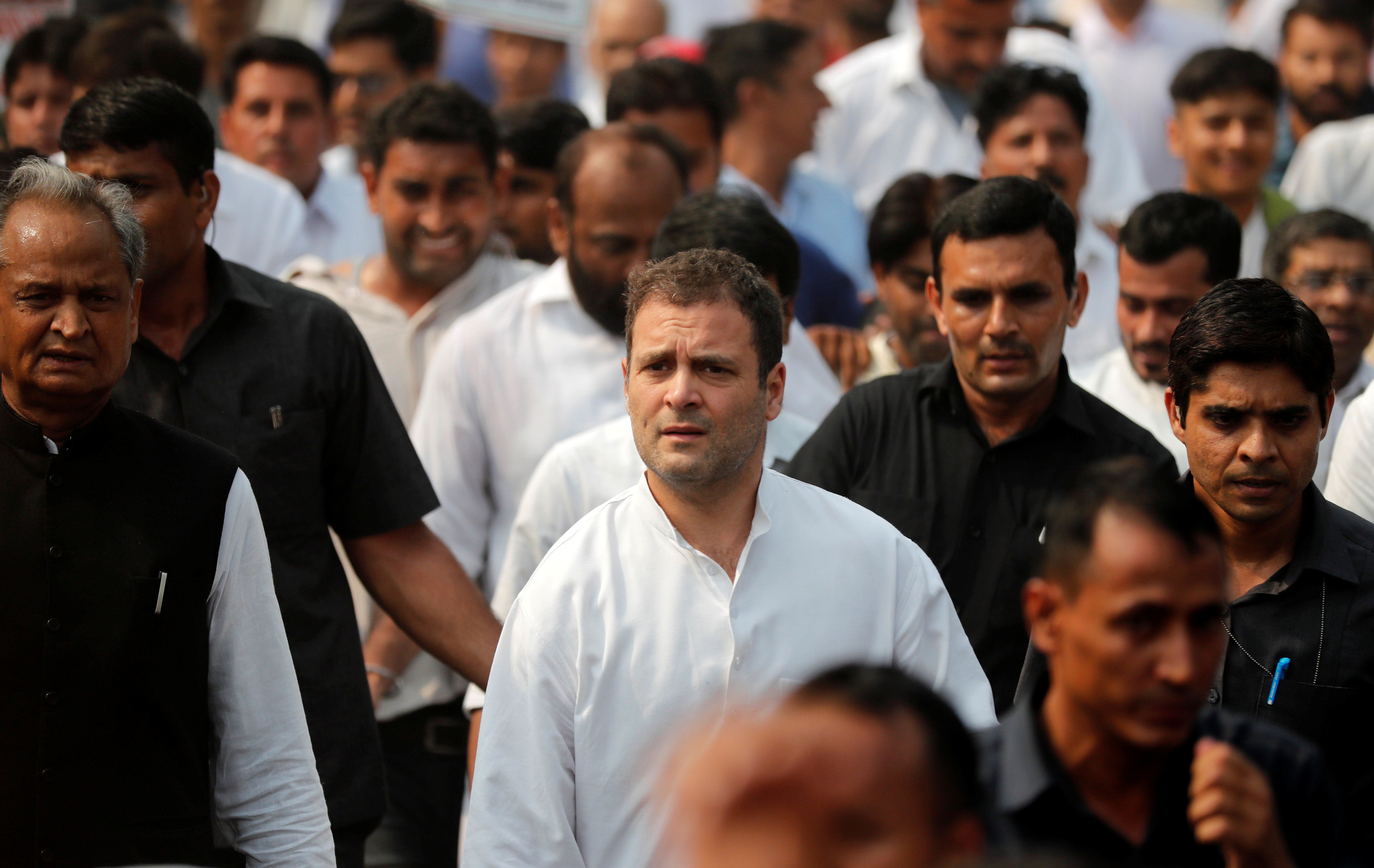 Congress To Contest All 80 Lok Sabha Seats In UP On Its