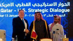 Pompeo aux prises avec la dispute Qatar-Arabie sur fond d'affaire