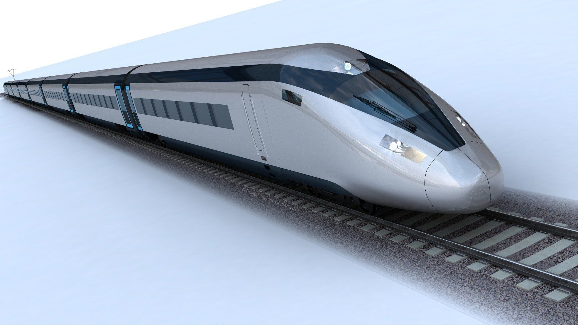 The High-Speed HS2 Might Not Be As High-Speed As You Were