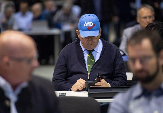 AfD bringt sich mit Radikalo-Kandidaten gegen EU in