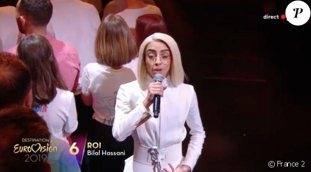 Destination Eurovision: Bilal Hassani coiffe au poteau ses