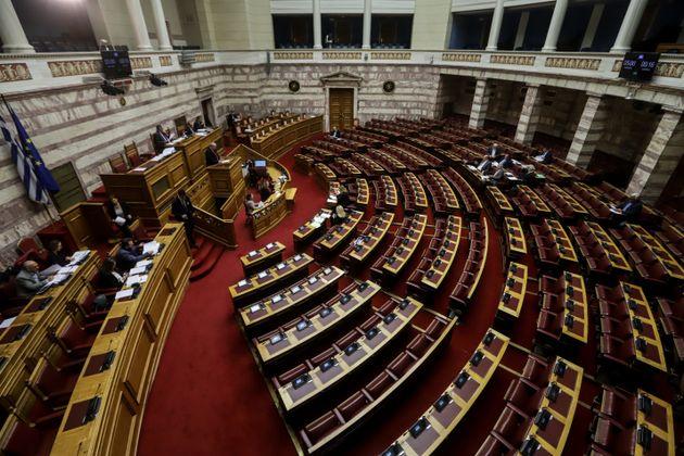 Βουλή: Τρίτη μεσημέρι με Τετάρτη βράδυ η συζήτηση για την ψήφο