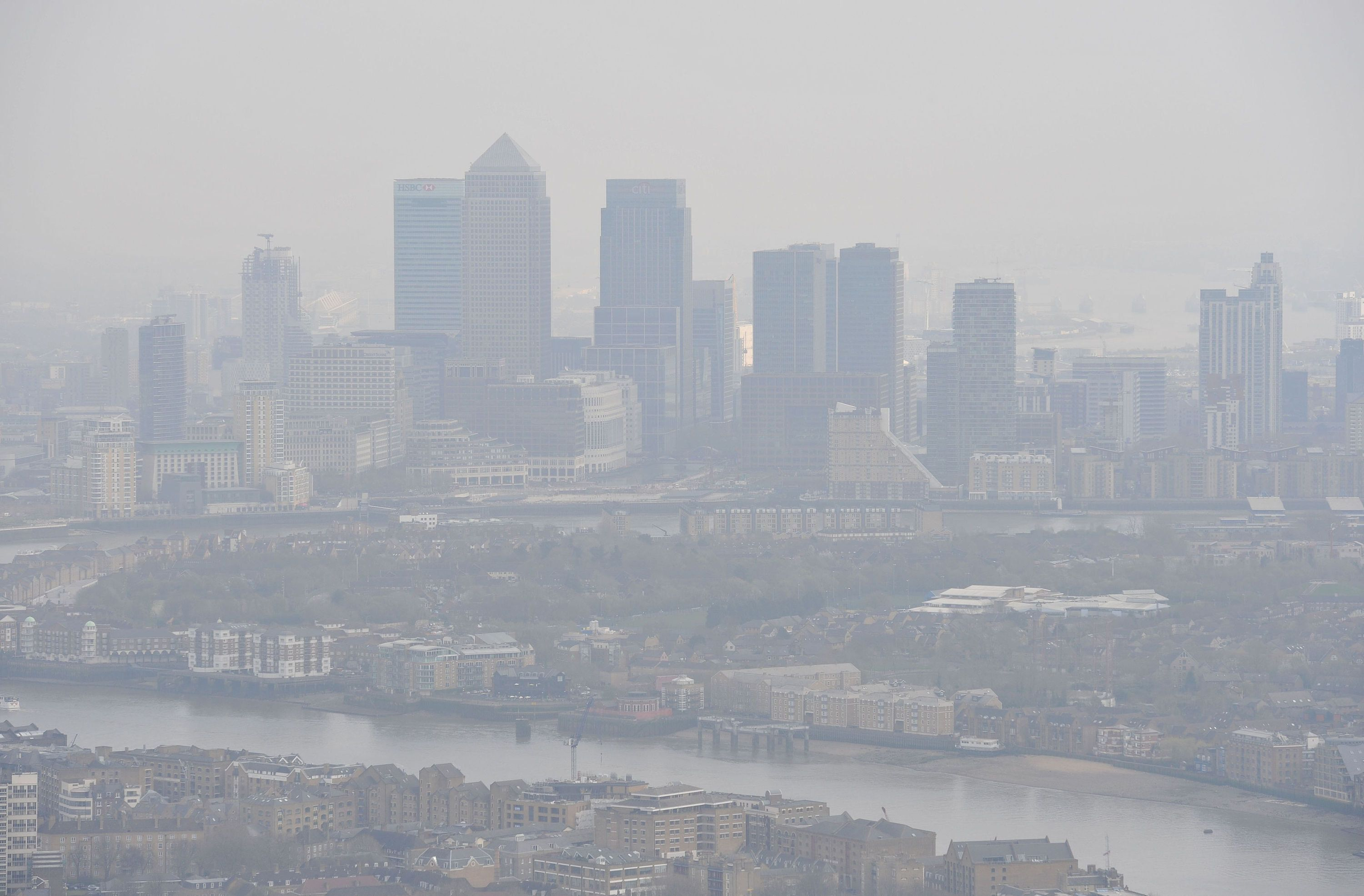 Britain pledges legislation in 2019 to combat deadly air pollution
