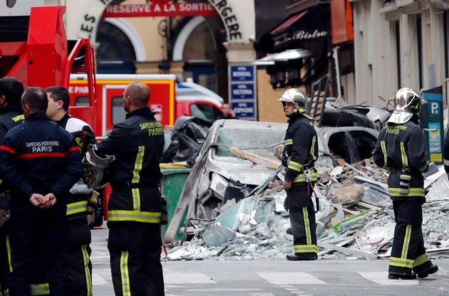 Τέσσερις οι νεκροί από την έκρηξη στο κέντρο του