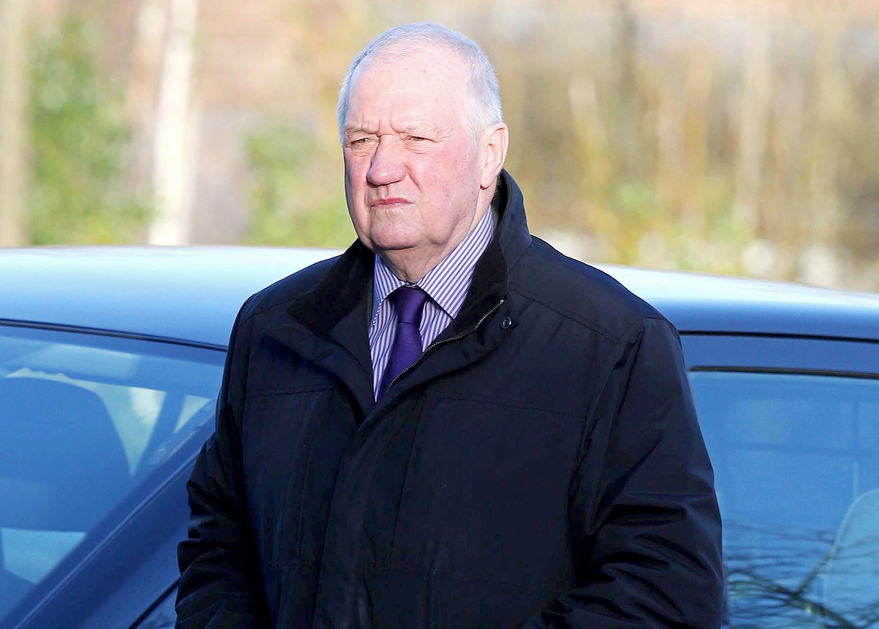 Manslaughter Trial Of Hillsborough Match Commander David Duckenfield