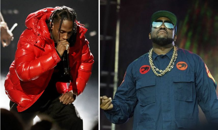 Travis Scott and Big Boi will perform with headliner Maroon 5 at the Super Bowl's halftime show.