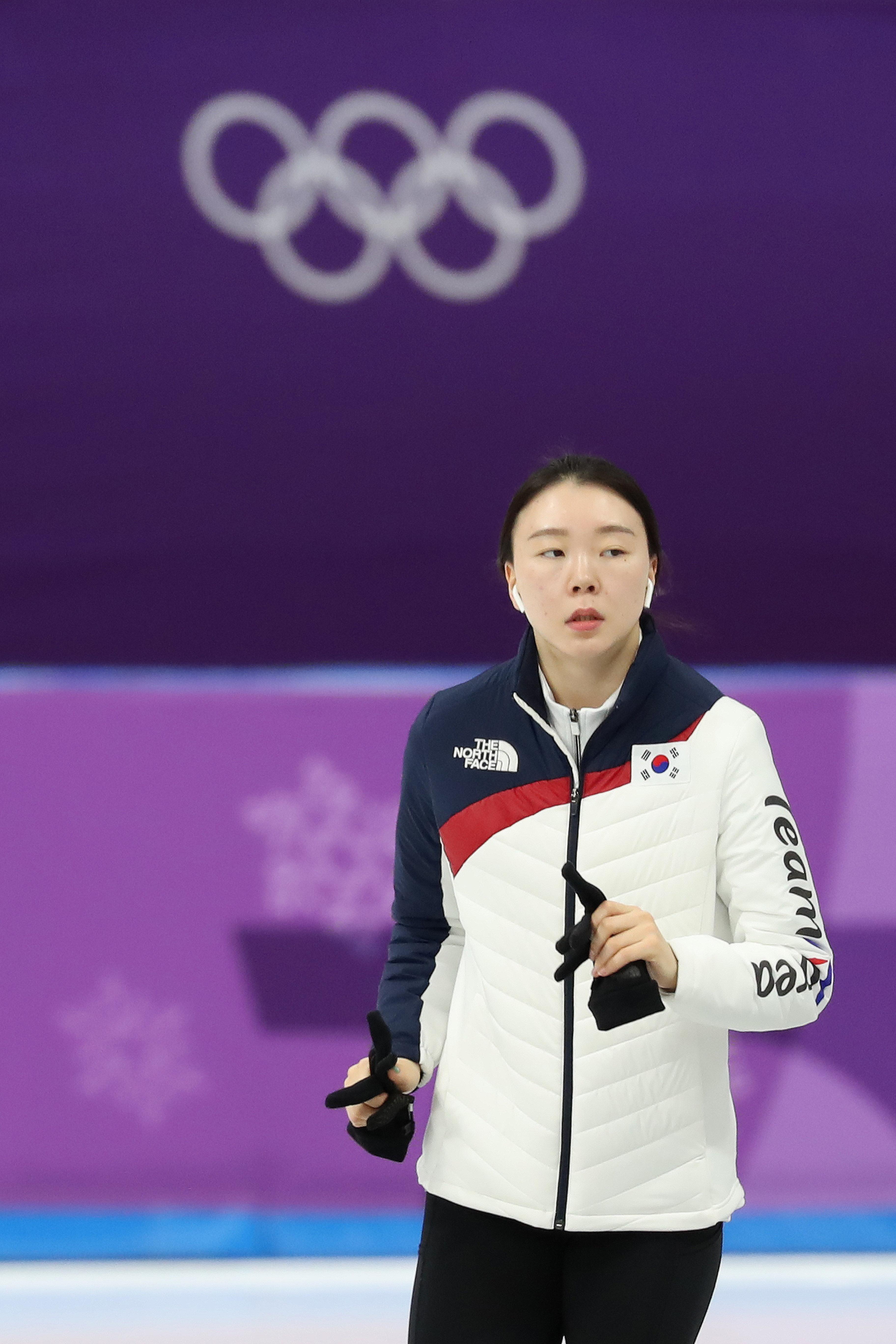 노선영이 김보름 폭로에 대응하지 않는