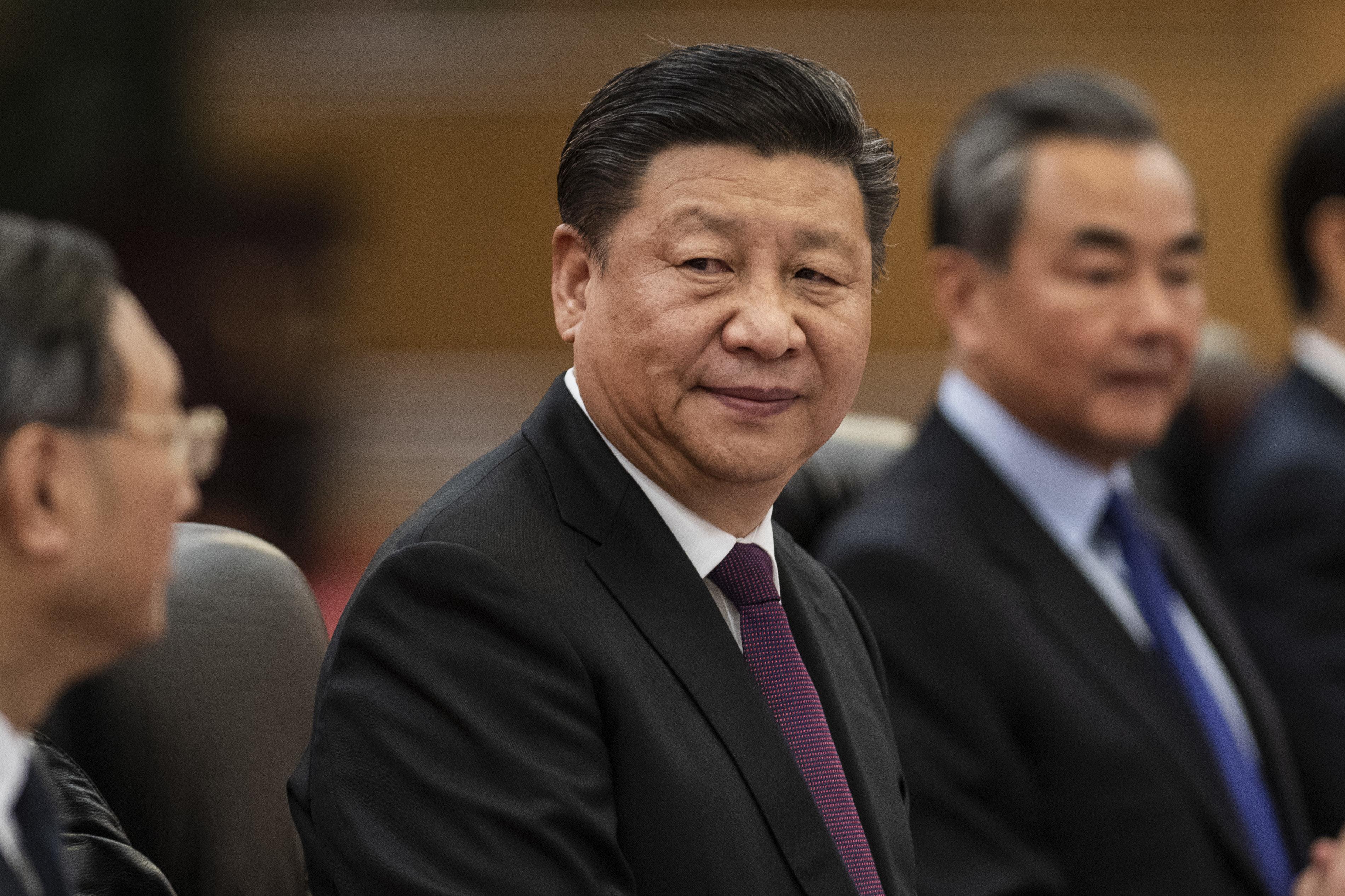시진핑이 4월15일 북한을 방문할 것으로