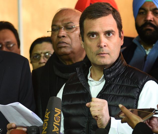 Congress Flip-Flop On Sabarimala: Now Rahul Gandhi Says 'Can't Take Open-And-Shut
