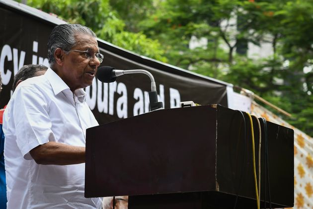 Kerala CM Pinarayi Vijayan Skips Event To 'Celebrate Menstruation', Stirs