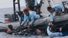 Black Box From Lion Air Jet That Crashed In Java Sea 2 Months Ago Found