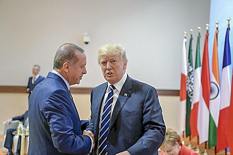 Trump droht Türken wegen Kurden: