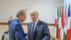 Donald Trump droht Erdogan mit martialischen