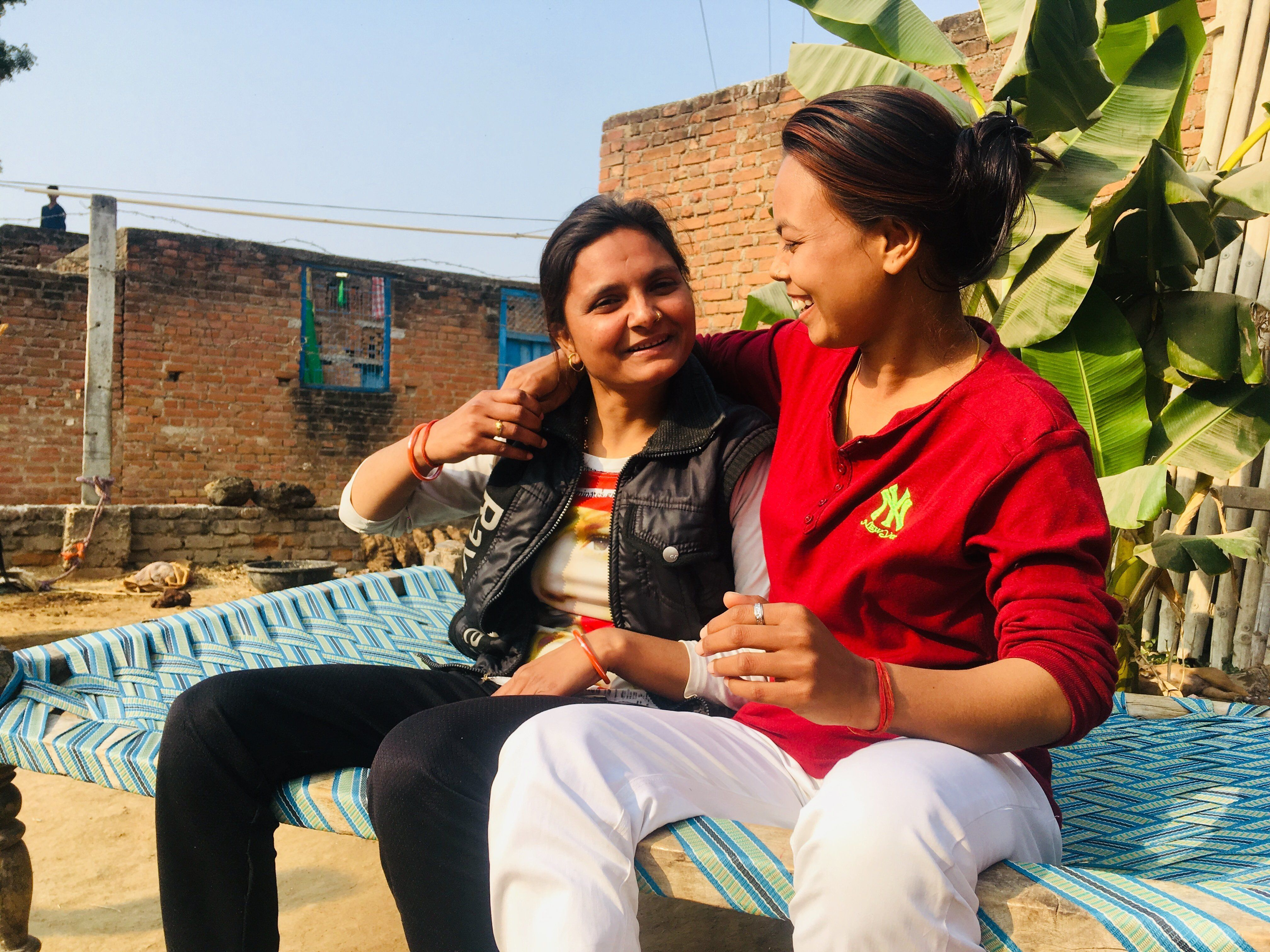 In Rural Bundelkhand, A Lesbian Couple Tries To Make a