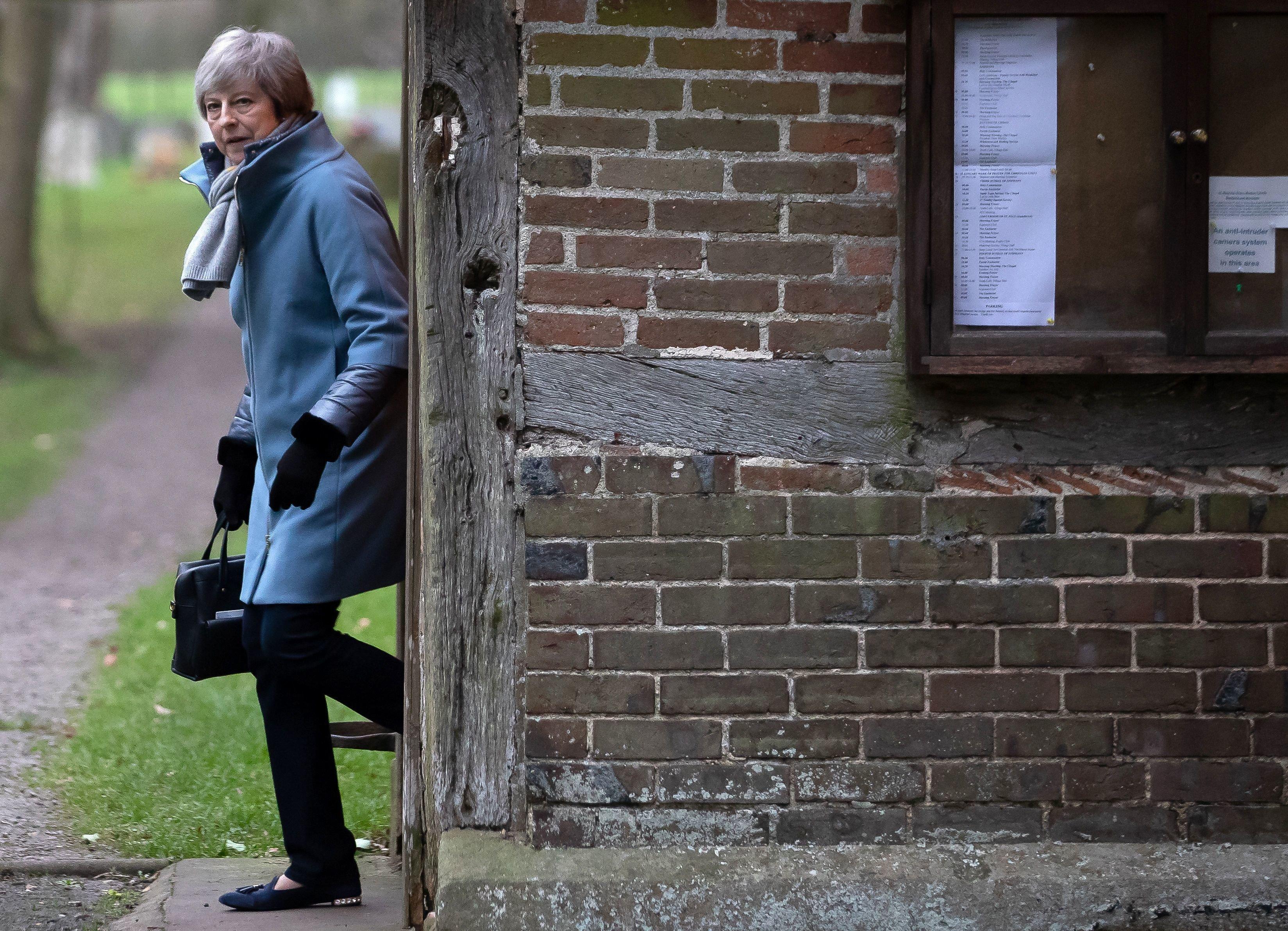 Τερέζα Μέι: Πιο πιθανό να μη γίνει Brexit, παρά να γίνει χωρίς