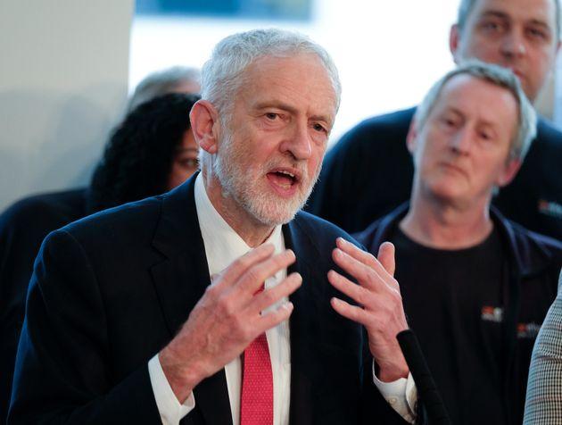 Labour-Chef Corbyn.