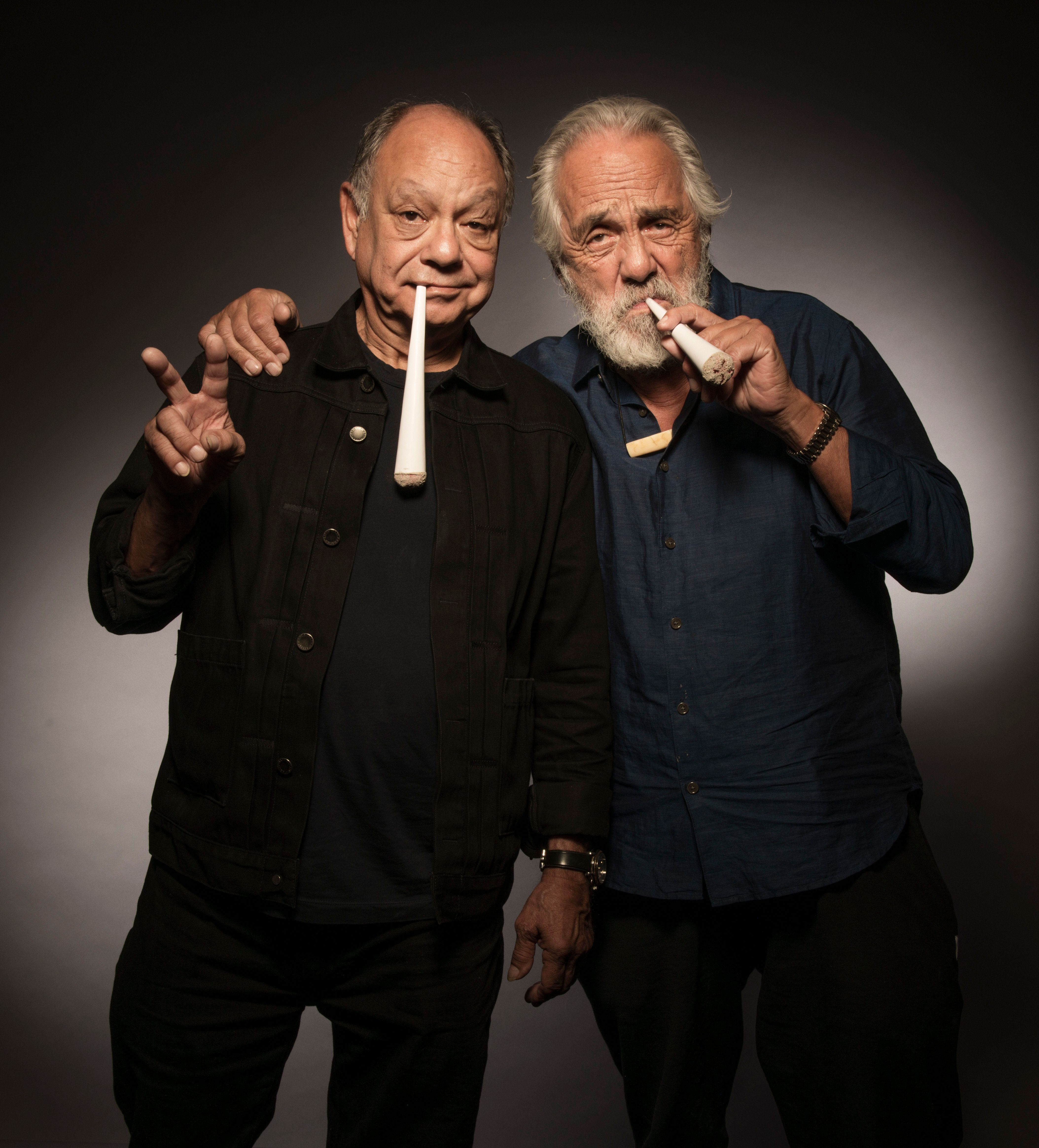 Westlake Legal Group 5c3c342a20000036006bb43c Cheech And Chong Have A Plan To Light Up The Oscars, Man