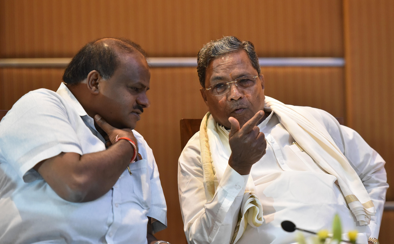 Karnataka Govt Accuses BJP Of 'Horse Trading'; BJP Leader Hits