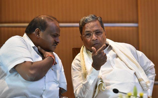 Chief Minister HD Kumaraswamy and former Karnataka chief minister
