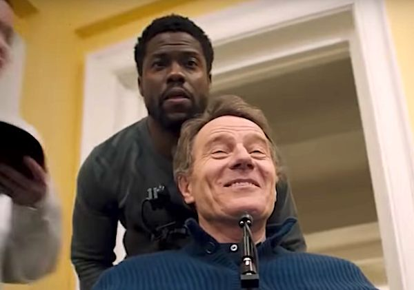 """The Upside"" topped the weekend box office."