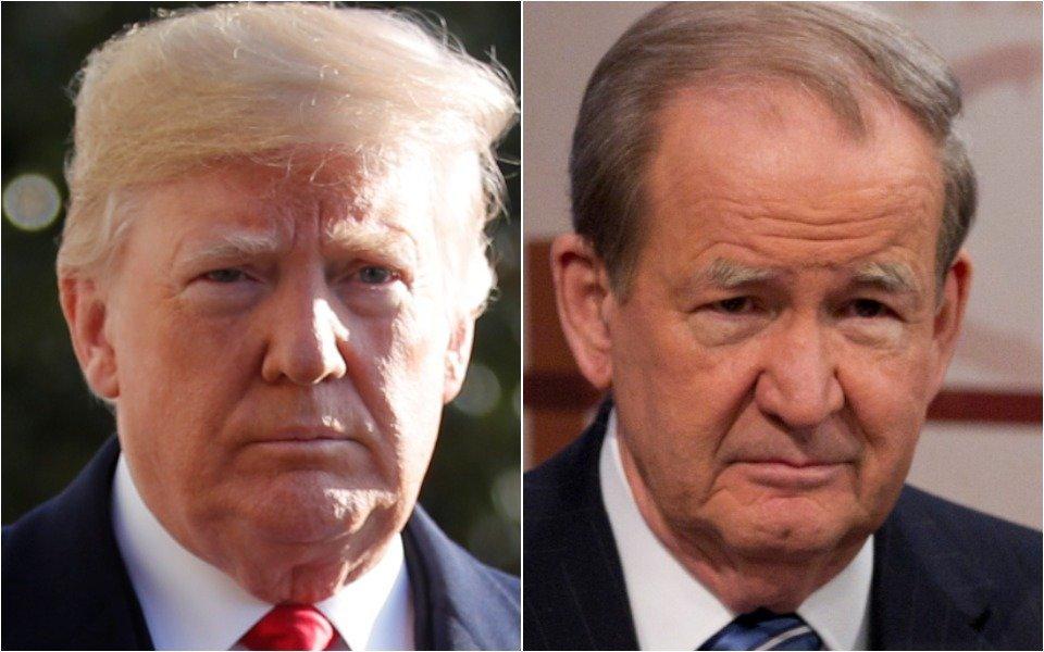 Donald Trump, Pat Buchanan