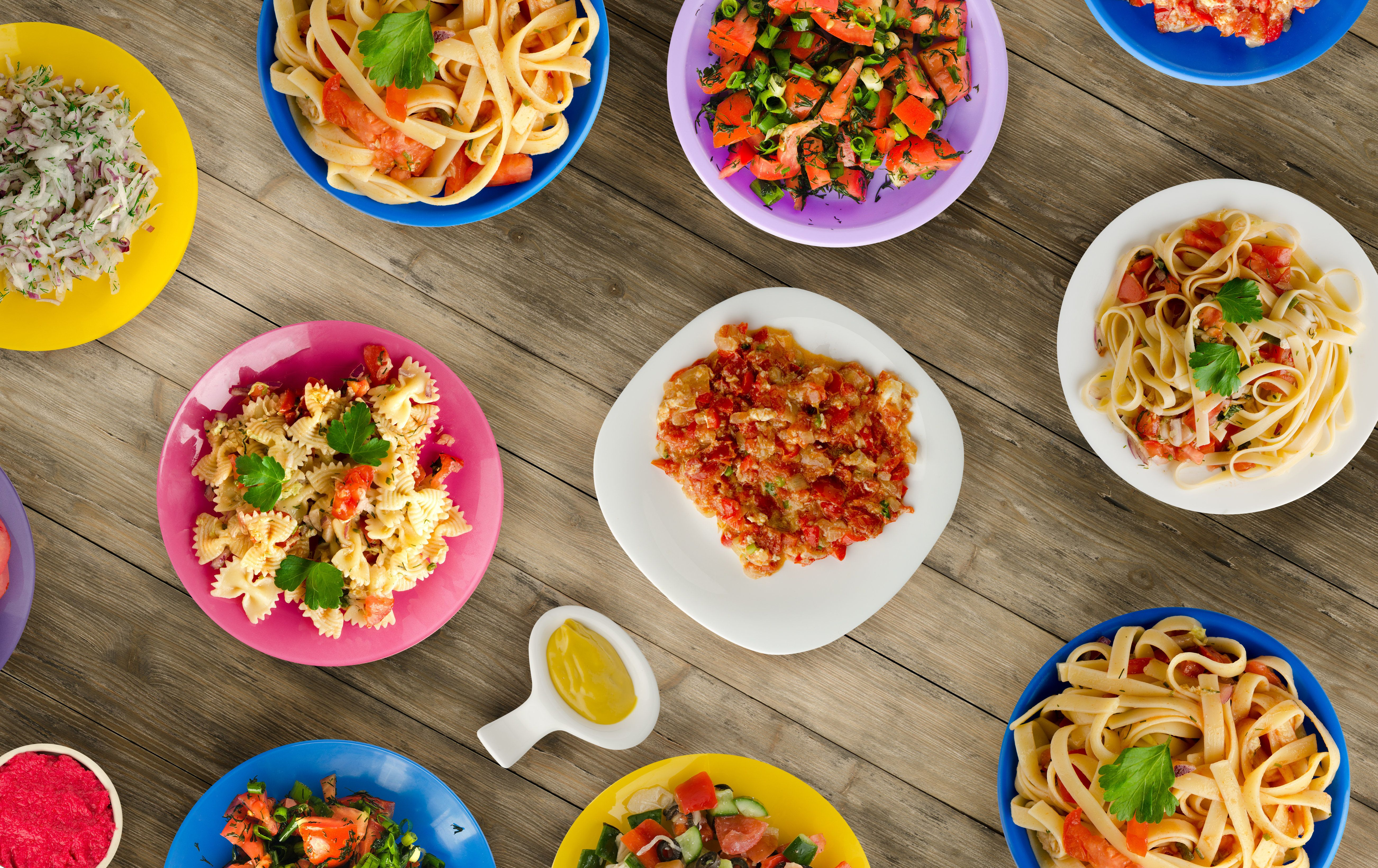 Finally, An Easy Way To Measure Pasta (Plus Other Portion Sizes