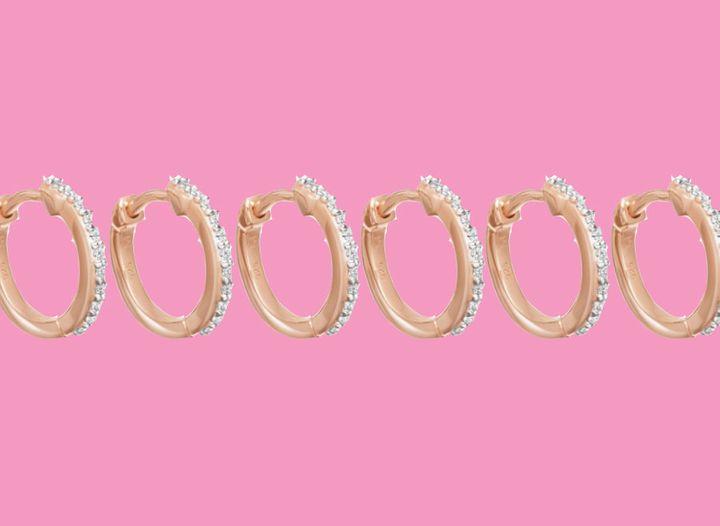 6077ecfcd256a7 6 'Huggie' Earrings We Really Want To Buy | HuffPost Life