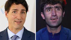 Afghanistan: sa ressemblance avec Justin Trudeau fait de lui une