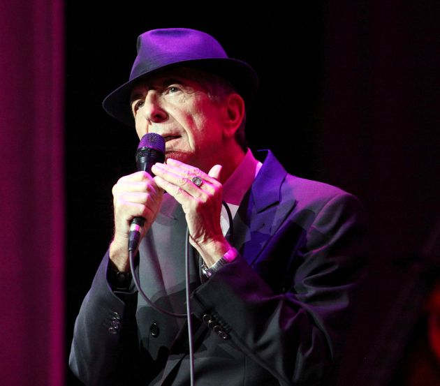 Leonard Cohen's Last Book Has Thoughts On Kanye West, Mumbai and