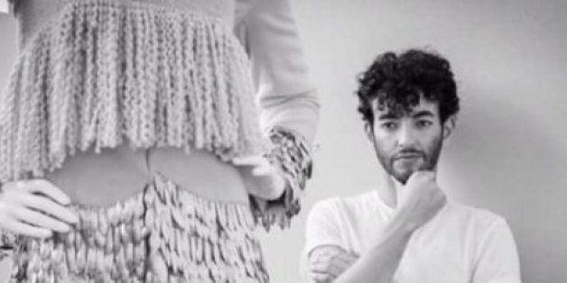 Le Marocain Karim Adduchi fait son entrée à la Fashion Week