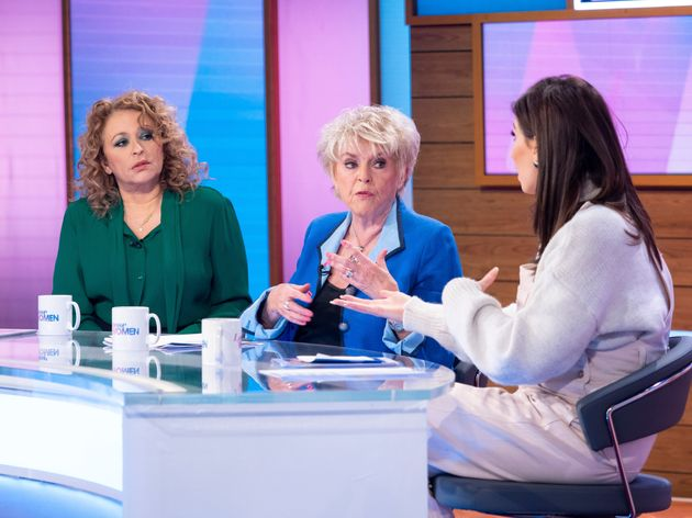 Gloria Hunniford said she believes that transwomen who haven't had gender confirmation surgery are