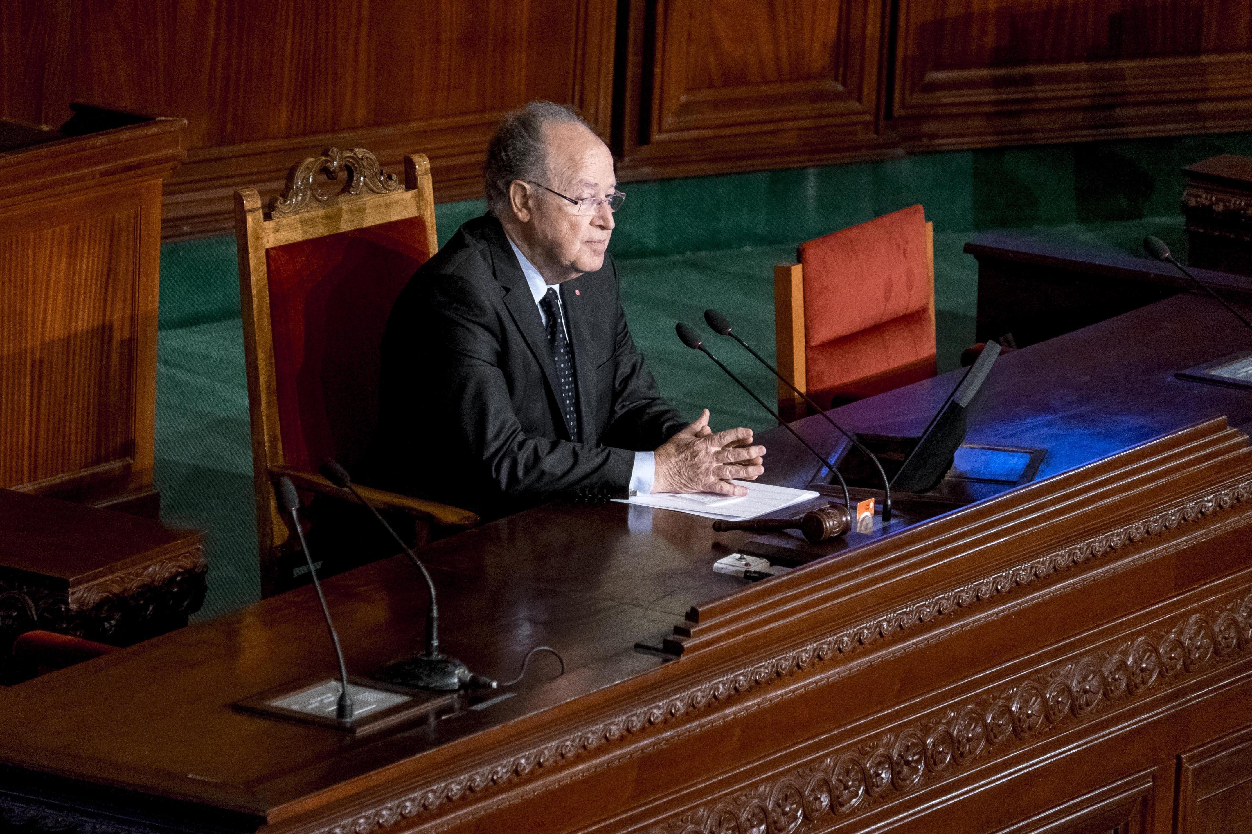"""La Tunisie """"ne reviendra jamais en arrière"""": Mustapha Ben Jaafar analyse les obstacles actuels que traverse le"""