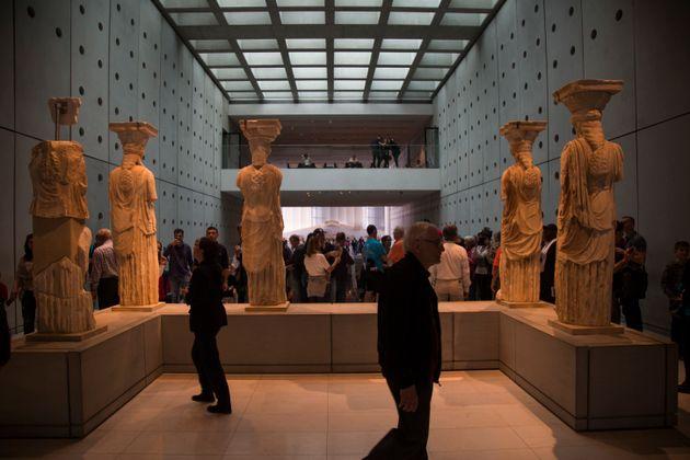 Διζωνικό σύστημα εισιτηρίων πρώτη φορά στο Μουσείο