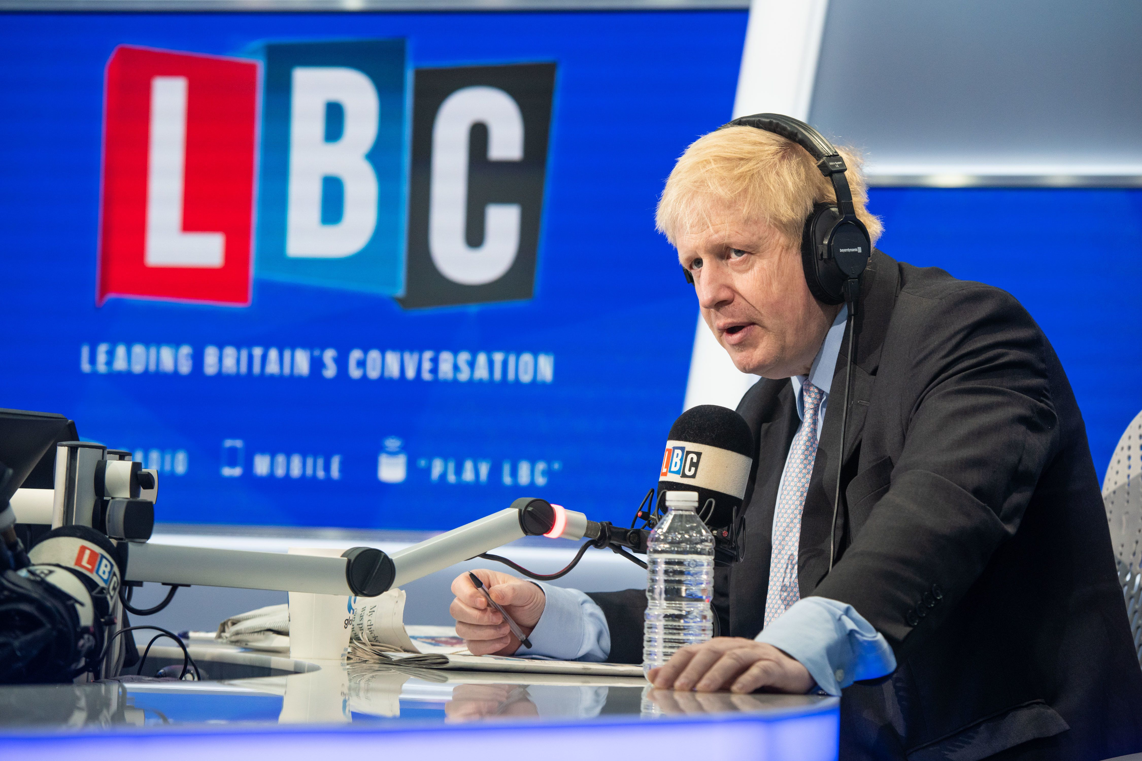 Boris Johnson Admits To Having Regrets Over 'Bottling' 2016 Tory Leadership