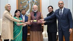 Narendra Modi Wins Philip Kotler Award For 'Visionary