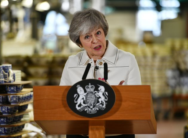 Theresa May's Outrageous Comments On The Welsh Referendum Expose Her Own Party's Dangerous