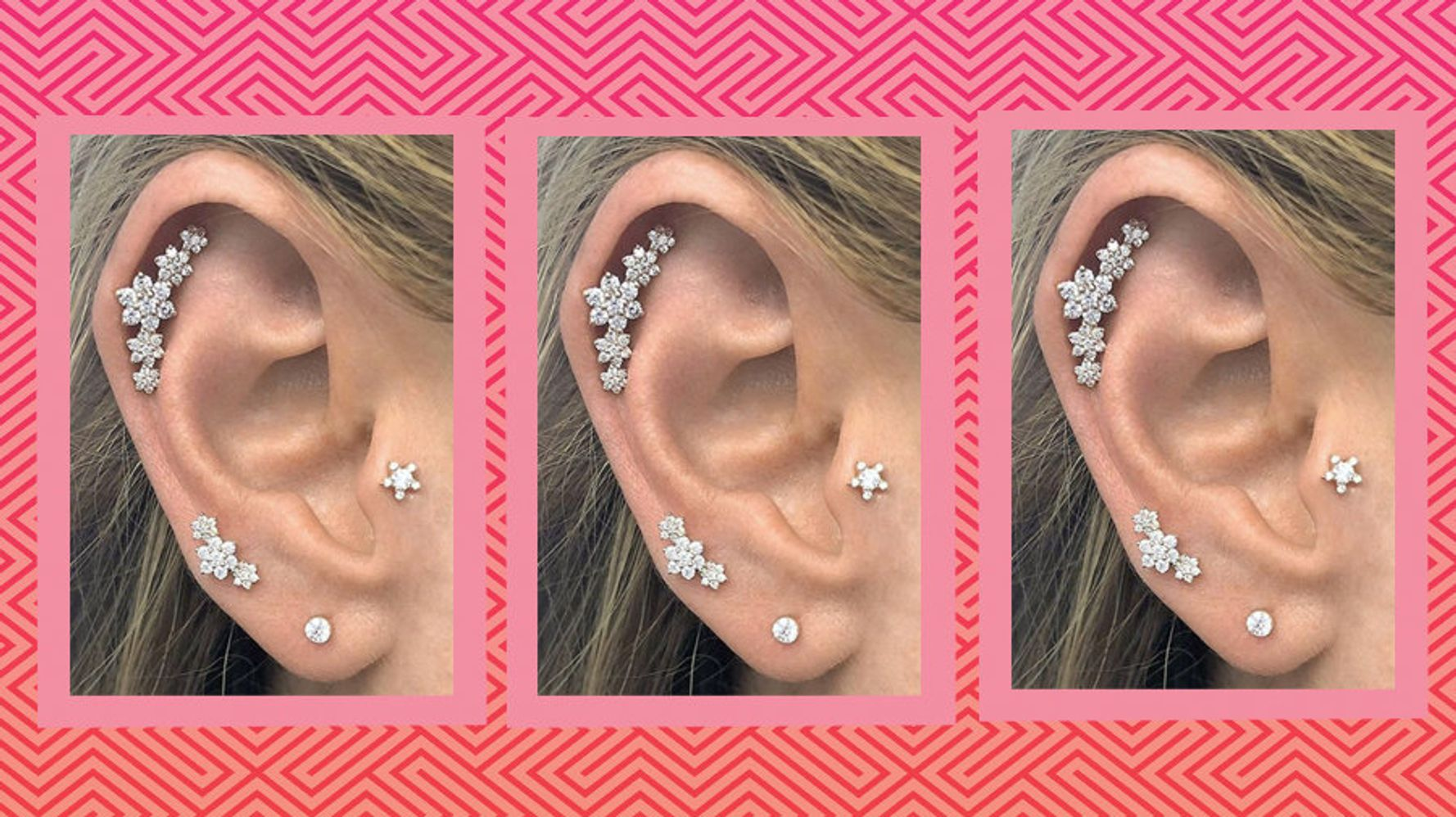 Maria Tash Predicts The Ear Piercing Trends Of 2019 Huffpost Uk Life
