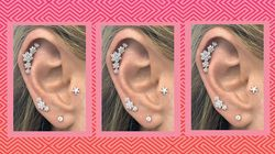 These Are The Unique Ear Piercings We'll Be Getting This Year, According To Maria