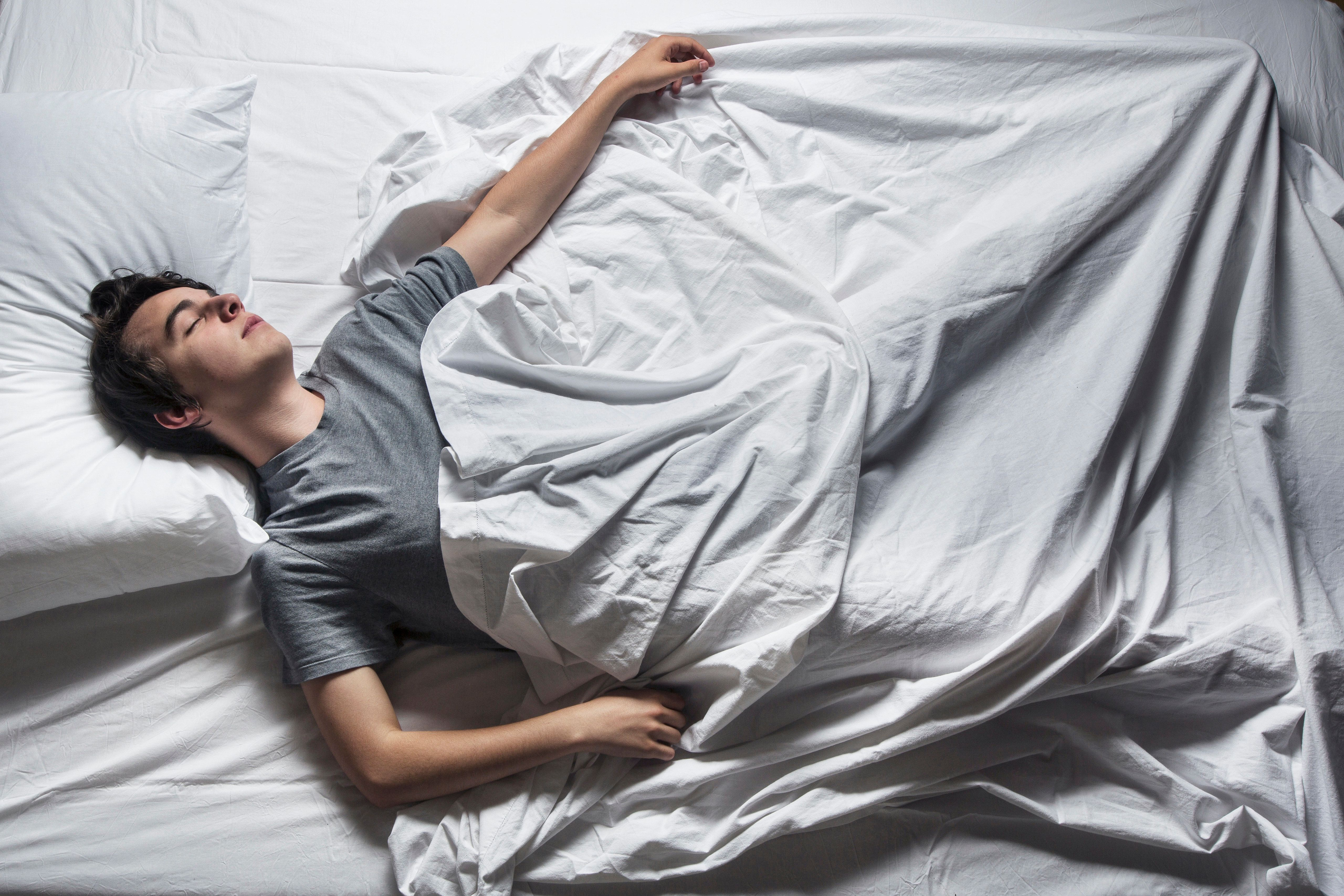 Half Of People On Common Sleeping Tablets Might Not Wake To A Fire