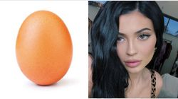A Photo Of An Egg Breaks Kylie Jenner's Record For Most-Liked