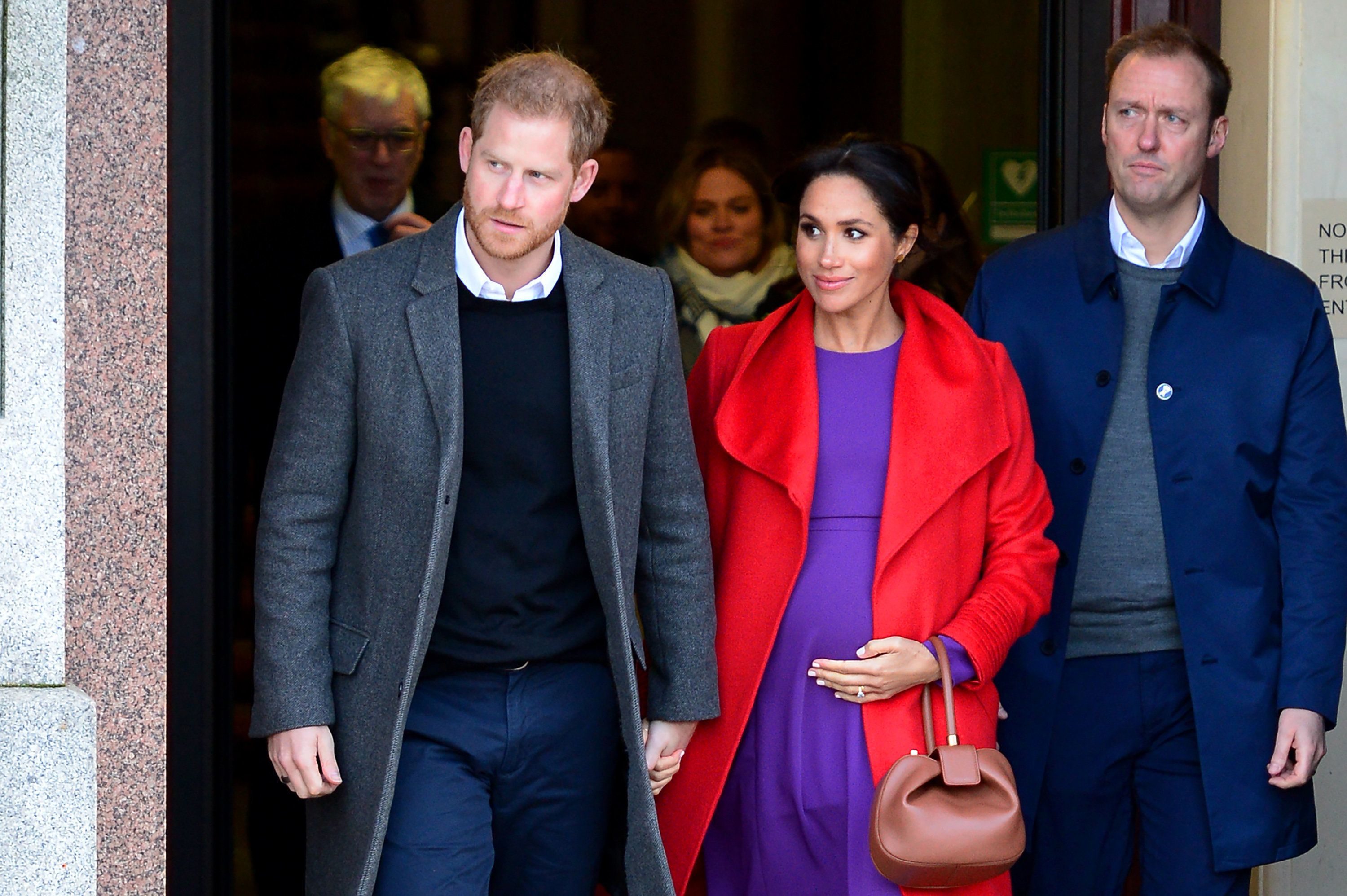 Meghan Markle and Prince Harry like these baby names for girl