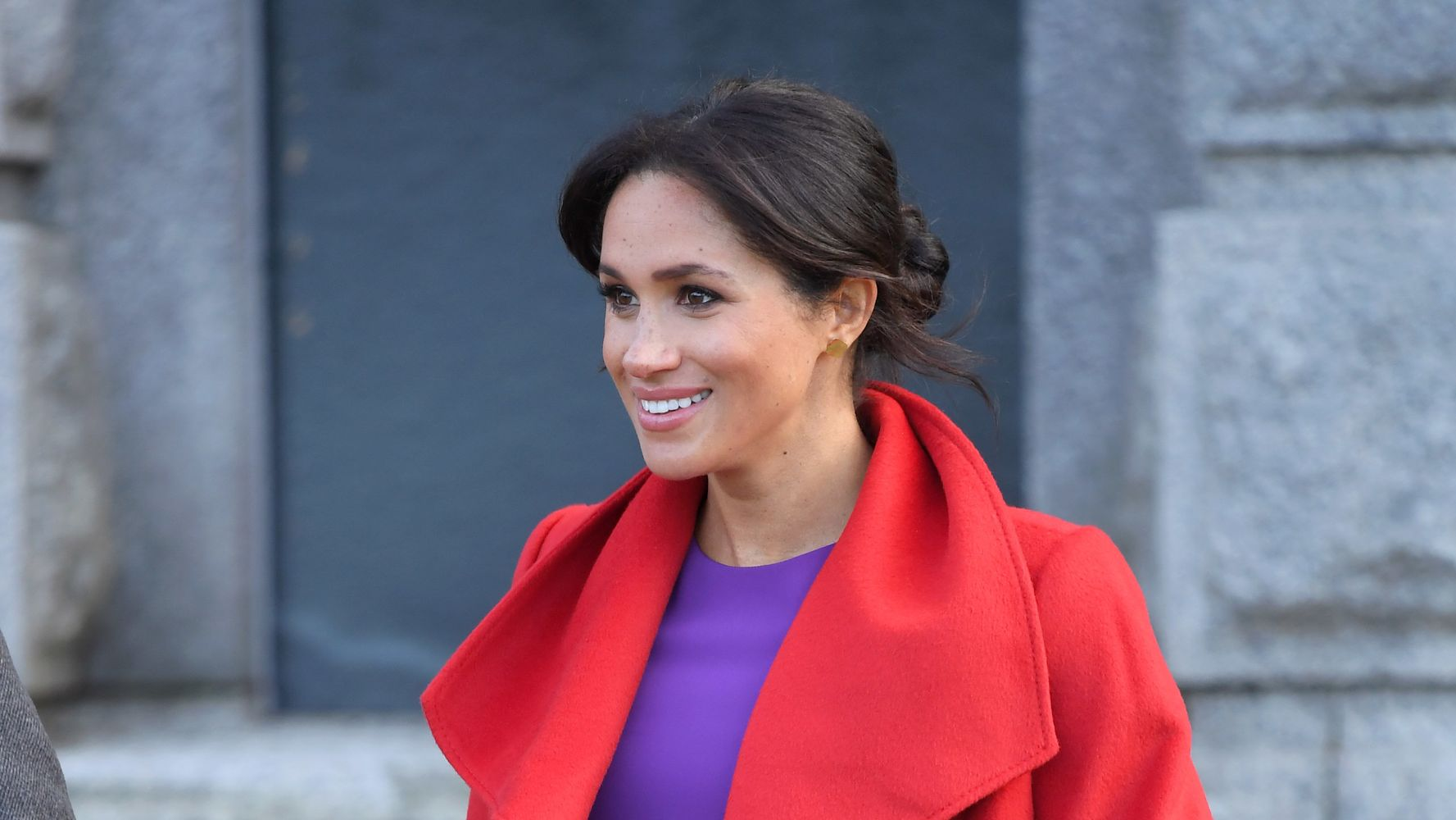 274aae93972 Meghan Markle Just Made A Big Announcement About Her Due Date | HuffPost